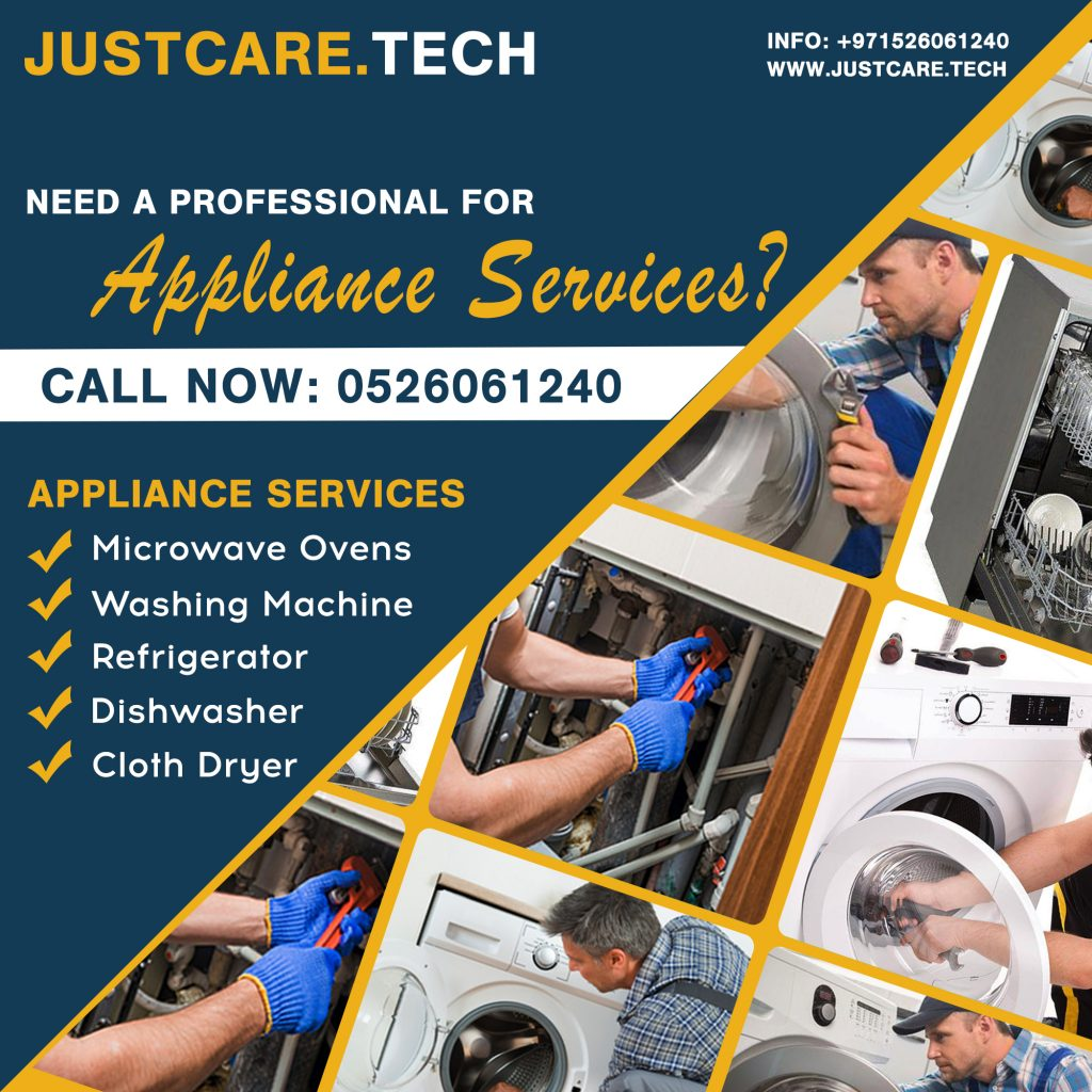 Home Appliances Repair Services (Dubai, Abu Dhabi, UAE)