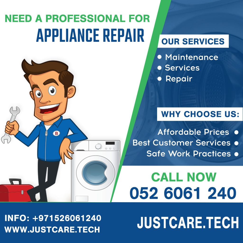 Book Our Experts for All Your Home Appliance Repair Requirements