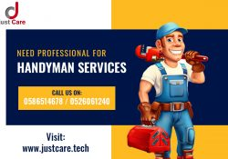 Handyman Services in Dubai | Home Maintenance Company