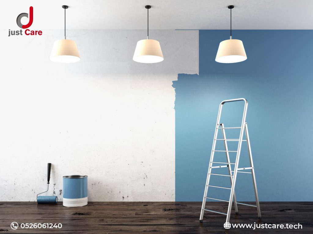 Interior Wall Paint Services, Wall Painting Services in Dubai