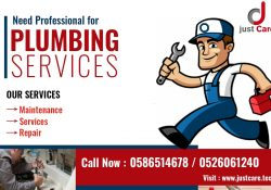 Plumbing services in Dubai, Plumber in Dubai