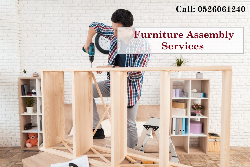 Furniture Assembly Services in Dubai, Handyman