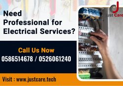 Electrical Maintenance Services – Book Best Electrician in Dubai
