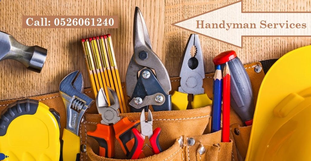 Handyman Services in Dubai | Best Services by Just Care