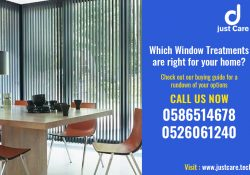 Curtain Fixing Dubai | Curtain and Blind Installation Service in Dubai