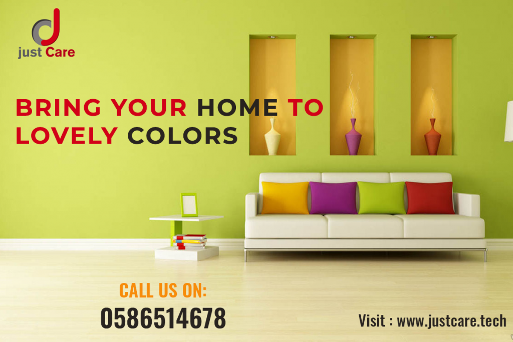 Painters and Interior Wall Painting Services in Dubai - 0586514678