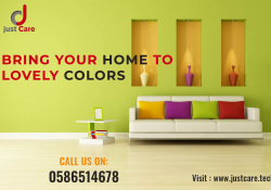 Interior Wall Painting Services in Dubai and Abu Dhabi