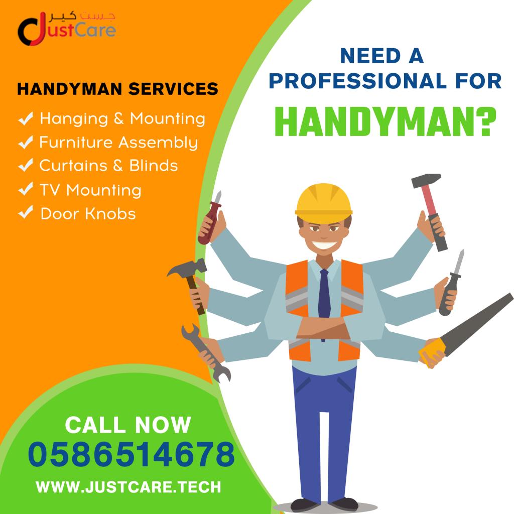 Handyman Services in Dubai - Home Maintenance Company in Dubai - Fit Out Companies Dubai