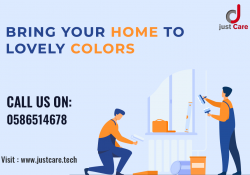 Interior Painting Services in Dubai
