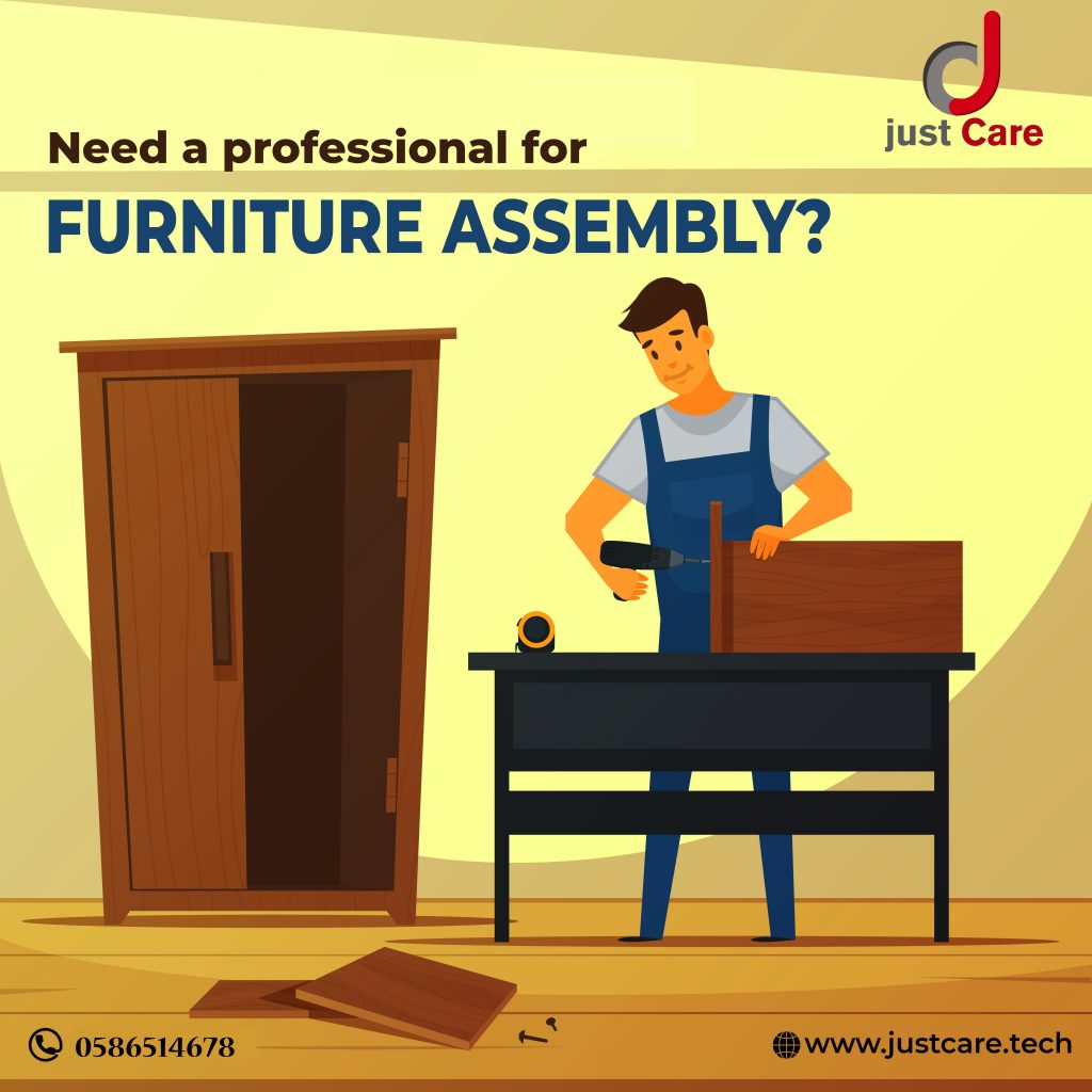 Furniture Assembly Services in Dubai, Installation, Fitting