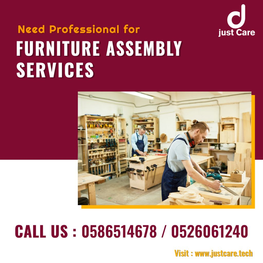 Furniture Assembly and IKEA Furniture Assembly Services in Dubai