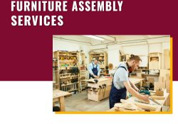 Furniture Assembly Services in Dubai
