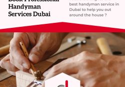 THE BEST PROFESSIONAL HANDYMAN SERVICES IN DUBAI