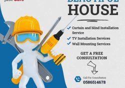 Best Home Maintenance Company in Dubai provide Professional Handyman Services in Dubai