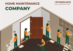 Just Care Home Maintenance Company in Dubai guides you for Home Maintenance Services