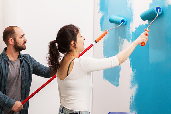 1-BHK FLAT-WITH PAINT